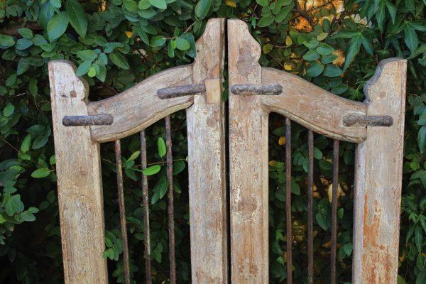Timber gate