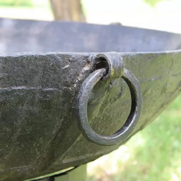 Fire pit handle